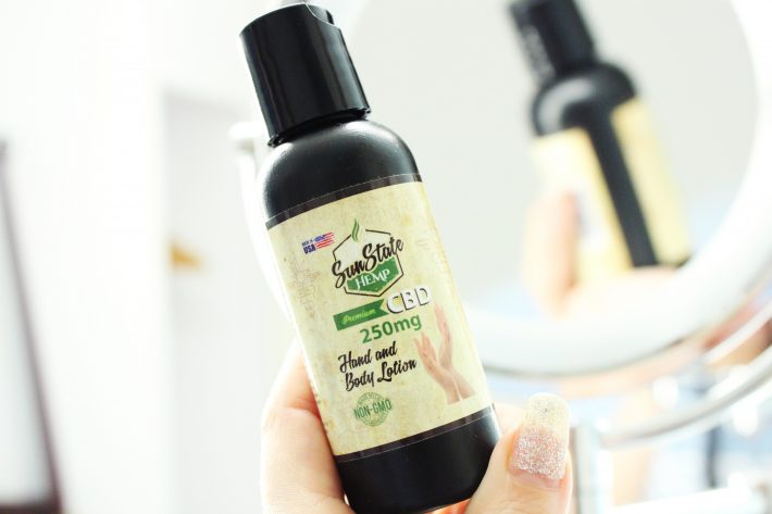 CBD skin care routines - Sun State Hemp Blog