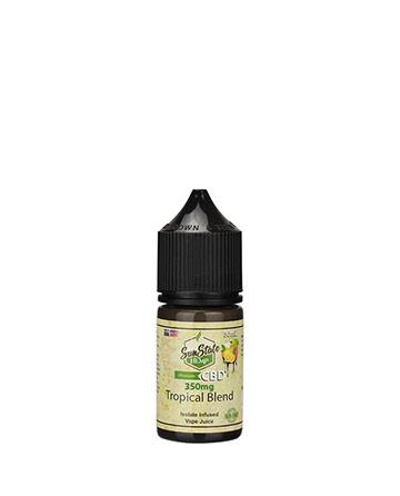 Vape Juice Tropical  350mg | Sun State Hemp