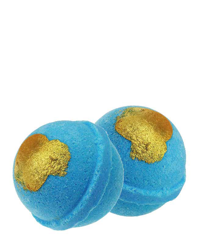 CBD PAIN RELIEVER BATH BOMB 5.5oz 35MG | Sun State Hemp