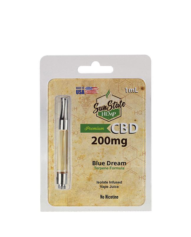 Pre-Filled Cartridge 1ml - Blue Dream 200mg