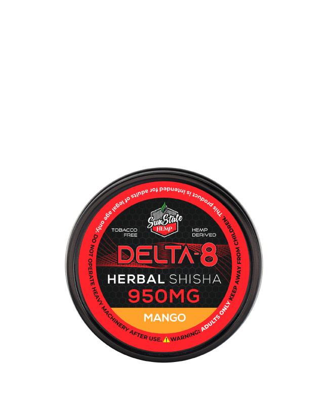 Delta 8 Shisha Mango 950mg