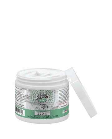 MUSCLE AND JOINT CREAM | Sun State Hemp