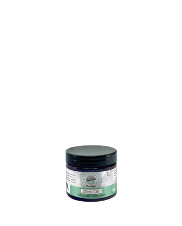 CBD Muscle and Joint Cream 1oz 100mg | Sun State Hemp