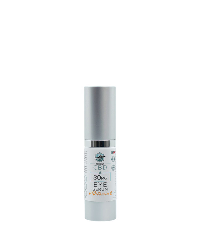 Eye / Face Serum 30mg | Sun State Hemp
