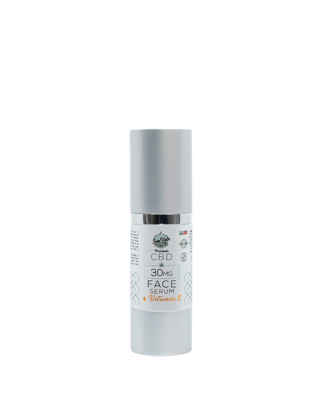 Face Serum 30mg | Sun State Hemp