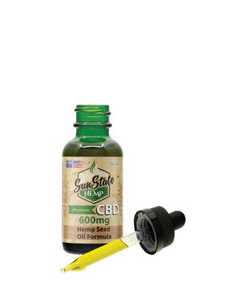 Tincture Hempseed Oil | Sun State Hemp