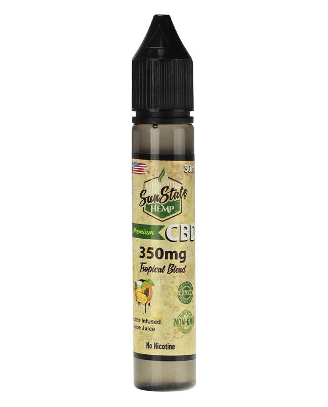 Vape Juice Tropical   Sun State Hemp