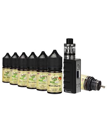 Vape Juice Sour Diesel 30ml 350mg | Sun State Hemp