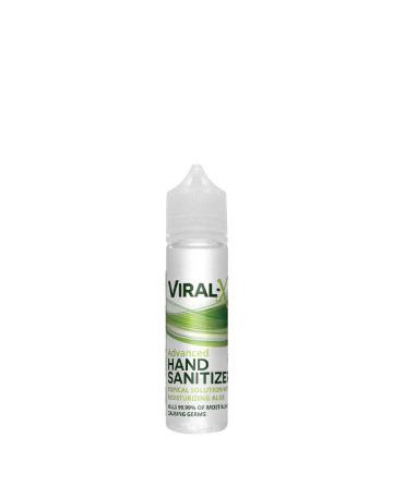 Viral-X Hand Sanitizer with Aloe 60ml | Sun State Hemp