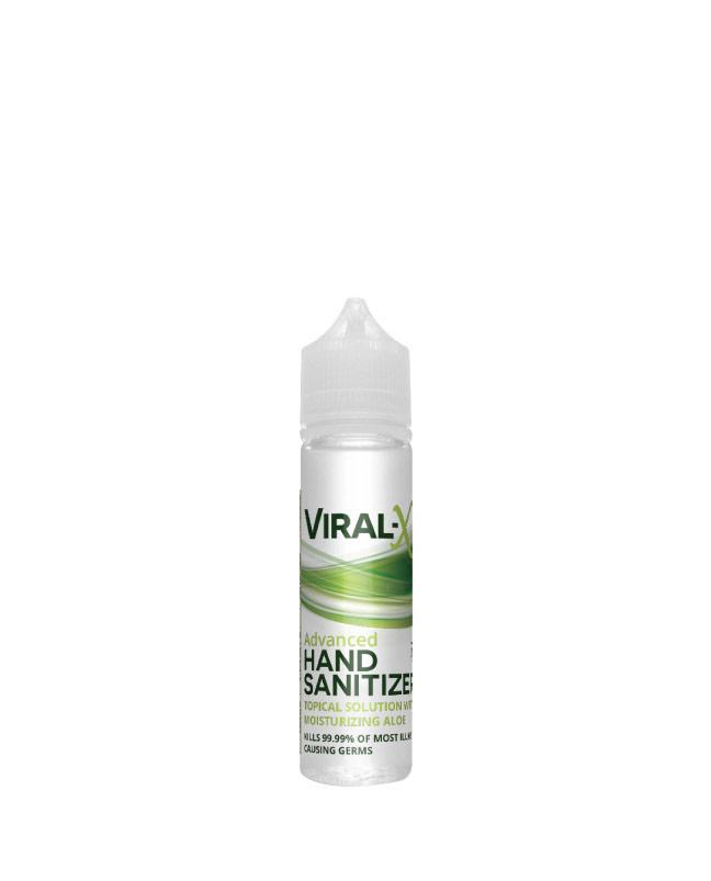 Viral-X Hand Sanitizer with Aloe | Sun State Hemp