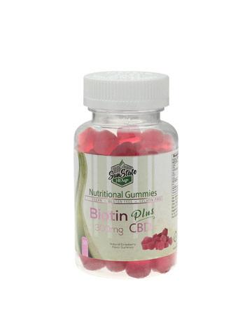 Nutritional Gummy